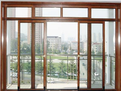 Aluminum doors and windows to buy, do not be dazzled by the blind