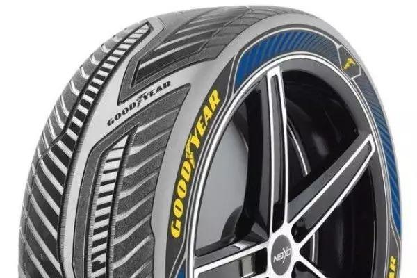 黑科技,零部件。轮胎