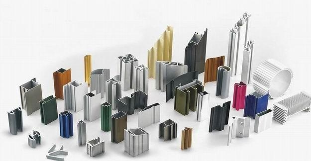 Energy-saving doors and windows of thermal insulation profiles