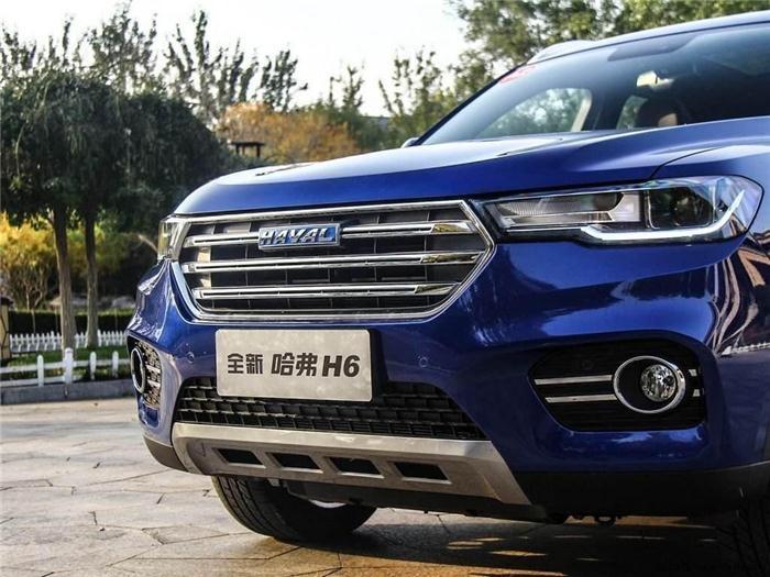 中国品牌汽车记录,2017年中国车