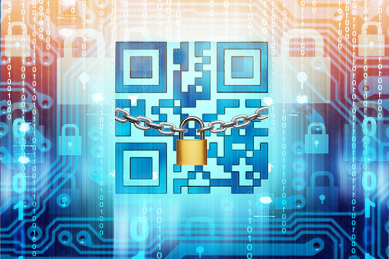 QR code encryption