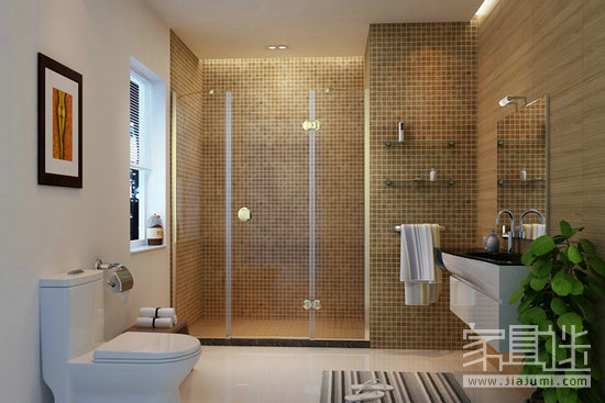 Super comprehensive shower room purchase strategy: 8 details to buy