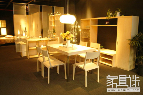 plate-type furniture