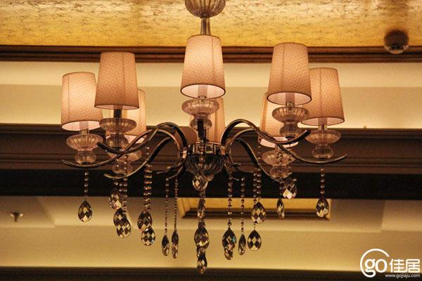 餐厅吊灯高度多少合适