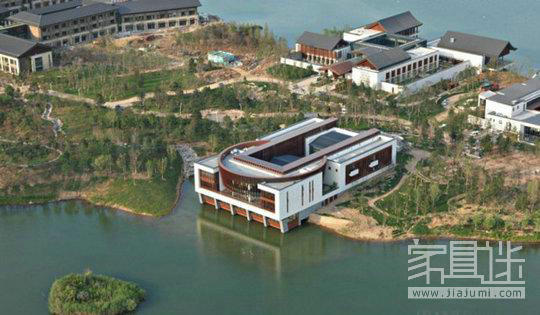 13.2 Yanqi Lake Villa Area where the heads of state of APEC Summit 2014 stayed