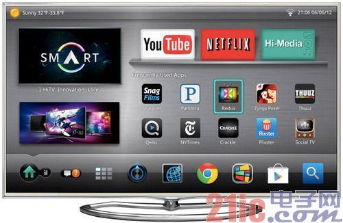 CES 2013: Hisense shows its 110-inch 4K TV