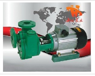 'Self-suction type oil pump maintenance method