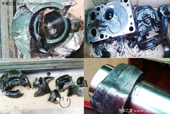 Atypical accident analysis: WP10 electronic control engine cylinder