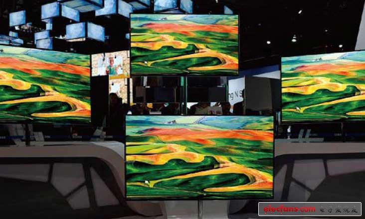 Can South Korea's Samsung Electronics' organic EL TV sweep the market?