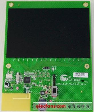 "Cypress's PRoC-UI solution won the 2012 Product Award of ""Electronics"" magazine"