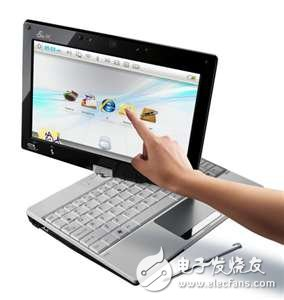Intel backed the touch screen to become the standard for the third generation of ultrabook computers