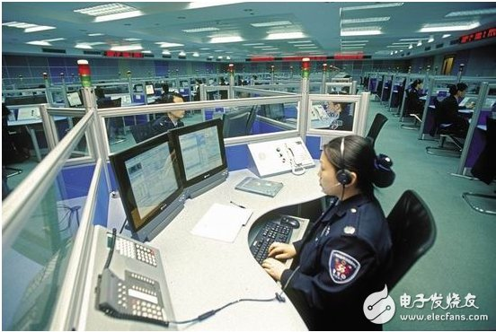 Driven by a secure network, video surveillance equipment helps police obtain evidence