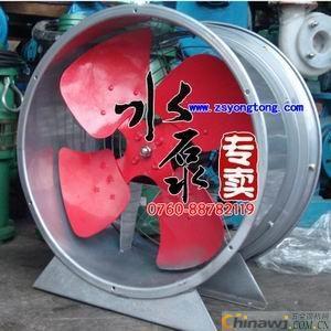 Post pipe fan SF2H-2 low noise fan