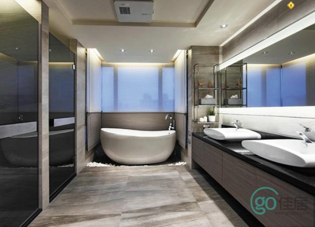 合适的浴室瓷砖尺寸