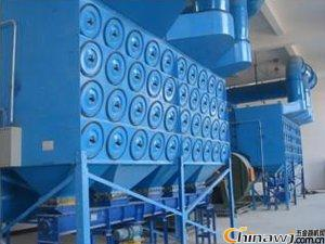 Carbon plant graphite workshop pulse filter cartridge dust collector ultra low emission or new trend