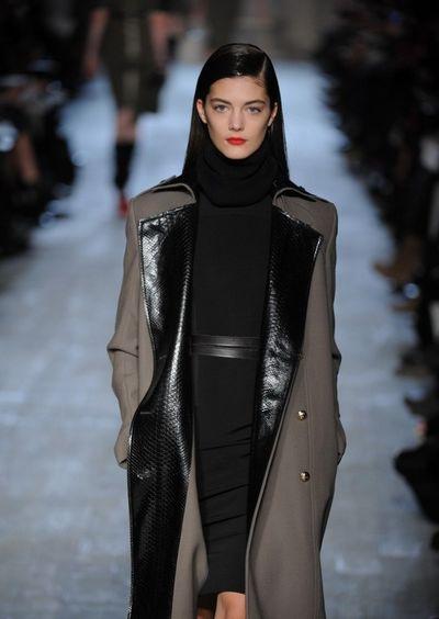 2012秋冬纽约时装周流行风格趋势总结(图1)