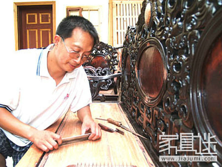How to solve the after-sales maintenance of mahogany furniture after purchase? 2.jpg