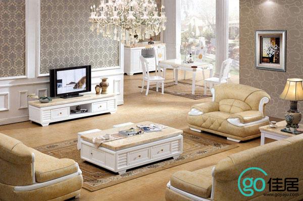 欧式沙发如何选购