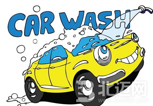 夏季洗车的需要注意的事项