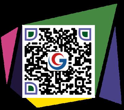 Purchasing network QR code