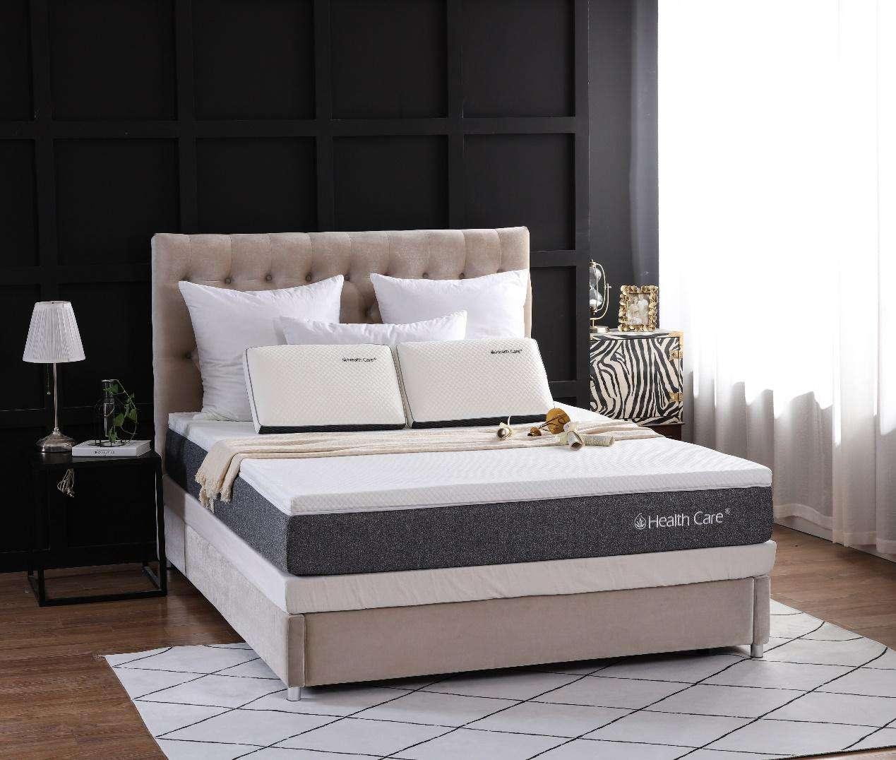 记忆泡沫床垫