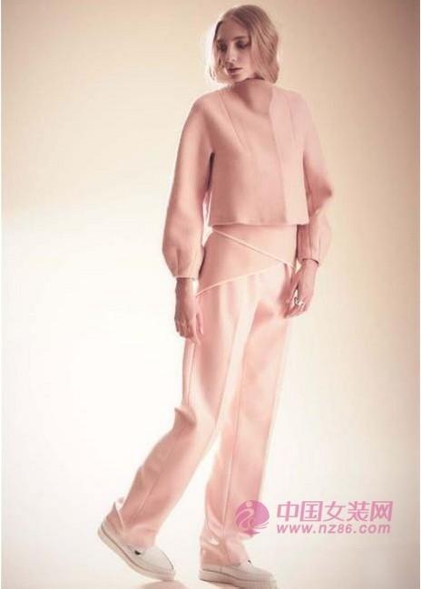 2014秋季女装流行趋势:柔和之美(图1)