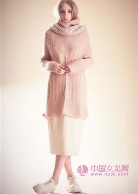 2014秋季女装流行趋势:柔和之美(图2)
