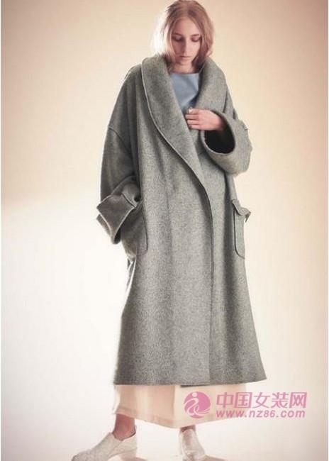 2014秋季女装流行趋势:柔和之美(图5)