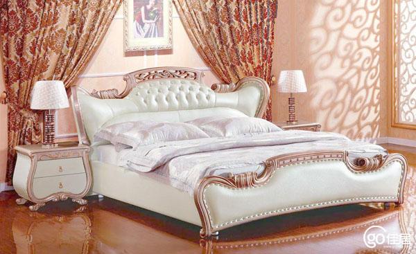 软床和实木床