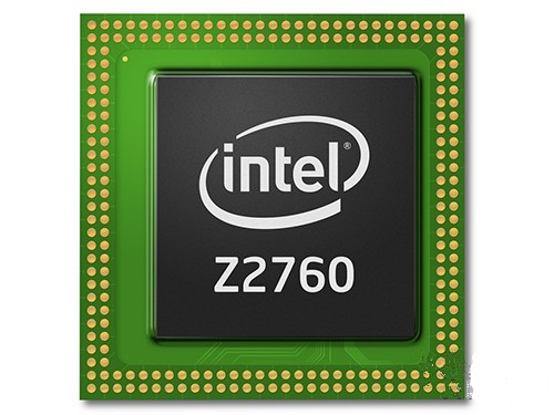 Intel released the new Atom processor Z2760 for tablets