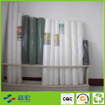 Agricultural fabric film roll