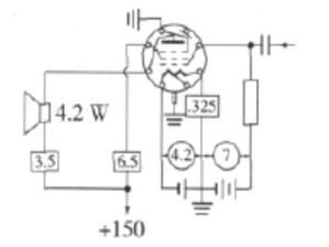 211 tube power amplifier circuit diagram Daquan (eight analog circuit design principles ...