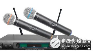 The difference between U-segment and V-segment wireless microphones and the better solution of U-segment than V-segment ...