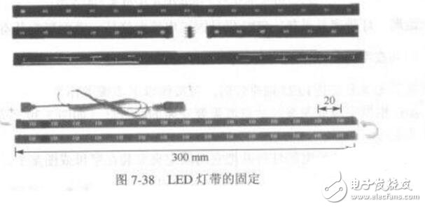 How to install outdoor led light strip _ outdoor led light strip installation method