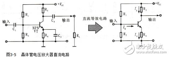 The simplest DC amplifier circuit diagram Daquan (seven simplest DC amplifier ...