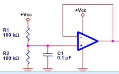 How to convert a dual power circuit to a single power circuit