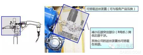 Yaskawa, robot, MOTOMAN-MA1440, arc welding