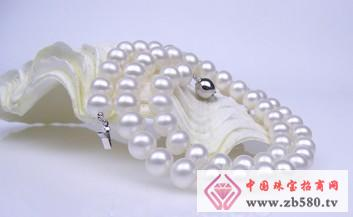 China has been a pearl farming country since ancient times.