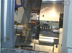 CNC Lathe - Precision Parts Production Turning