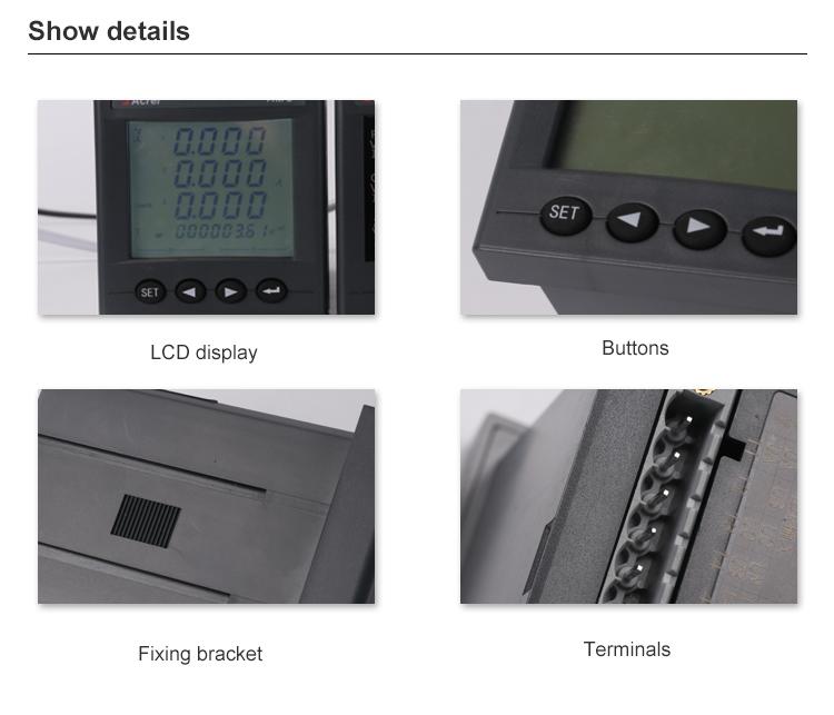 energy meters panel board