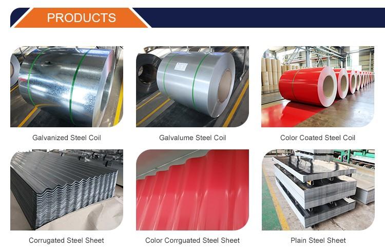 Galvanized Steel Coil Gi Coil