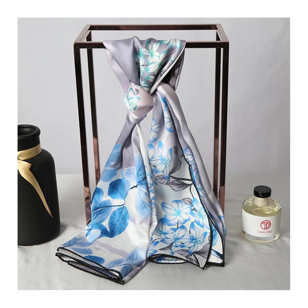 Luxury Designer Fashion Silk Scarf