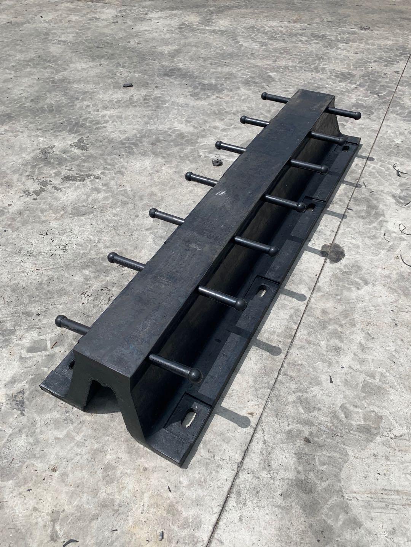 Arco pára-choque marinho de super borracha com escada de portaló