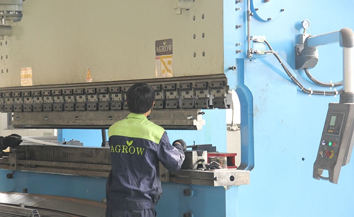 agrow high bending machine