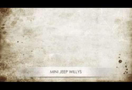 mini jeep USA jeep