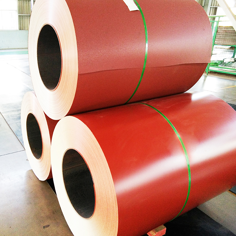 pre pianted steel sheet