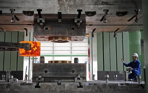 Forging Hydraulic Press Machine