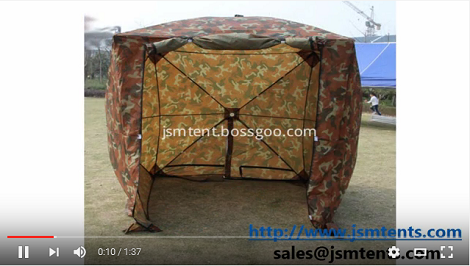 Outdoor Work Tents