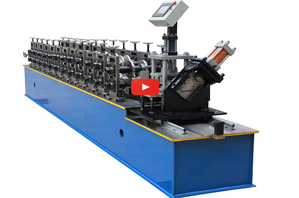 Full Automatic T Grid Forming Machine