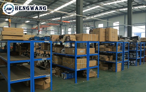 Shandong Hengwang Group Co , Ltd into pieces